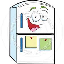 fridge cartoon