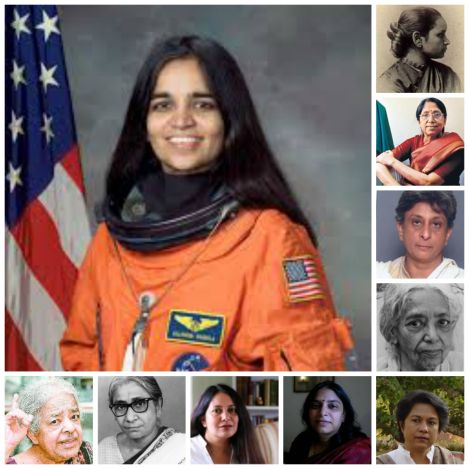 Indian women science